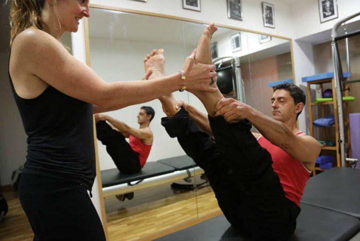 La Vanguardia – Estils de Vida . Article El poder del Pilates. 07/09/2013 (realitzat al nostre estudi)