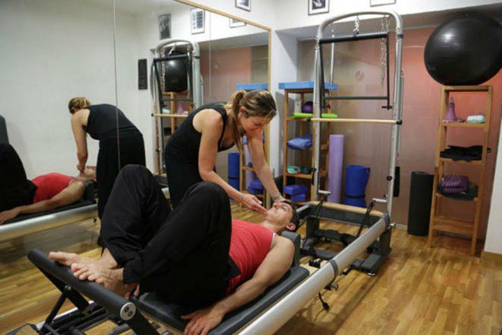 Pilates: rehabilitació d'esquena i recuperacion post-part a Barcelona