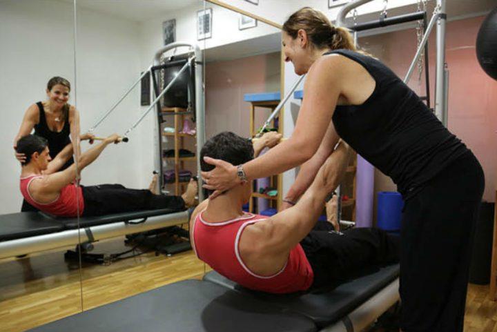 Classes de Pilates autèntic a Barcelona. El mètode Pilates i els seus principis.