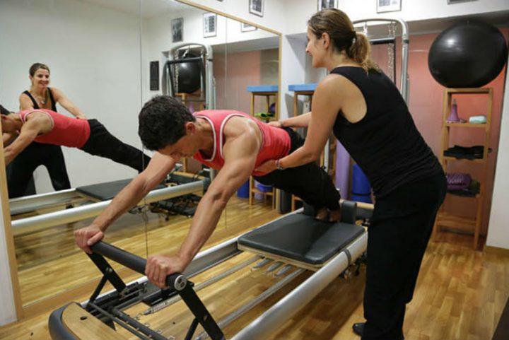 Pilates. Ampliem l'estudi a partir del Febrer vinent del 2015 amb màquines de pilates Gratz