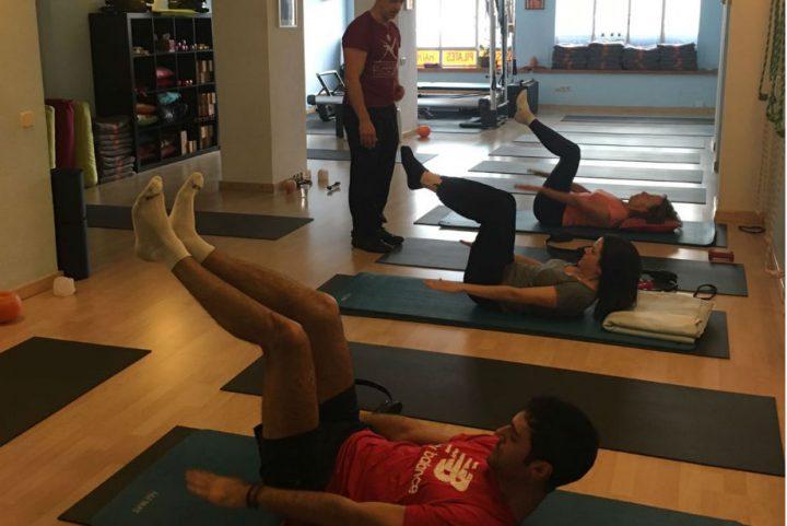 Congrés de Pilates amb Shari Berkowitz. Maluc i Esquena