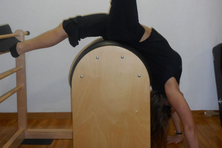 Pilates amb màquines (Reformer, Cadillac, Chair…). Sistema holístic d'Entrenament