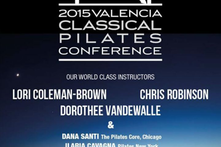 Pilates Clásico. Valencia Classical Pilates Conference 2015
