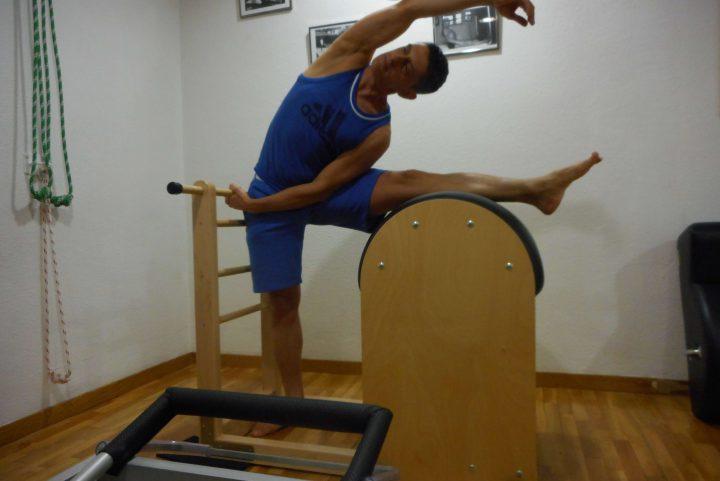 Centros de pilates en Barcelona. Curso 2015-2016