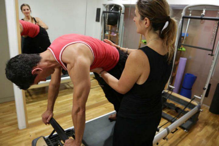 Oferta clases de pilates en Barcelona. Promoción San Valentín del 8 de Febrero al 21 de Marzo