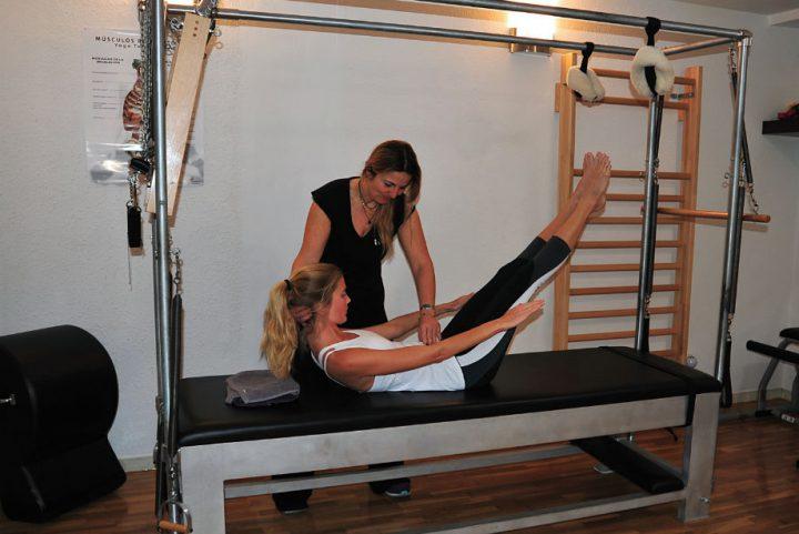 Centros de Pilates clásico en Barcelona