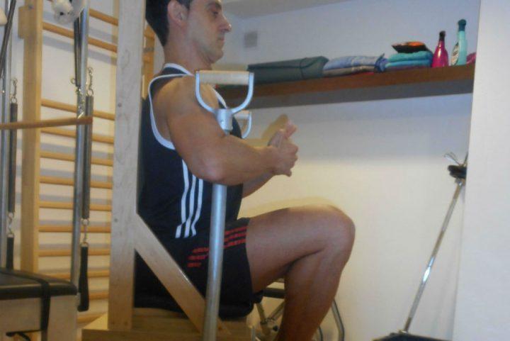 Pilates i Ioga. Salut de la columna.