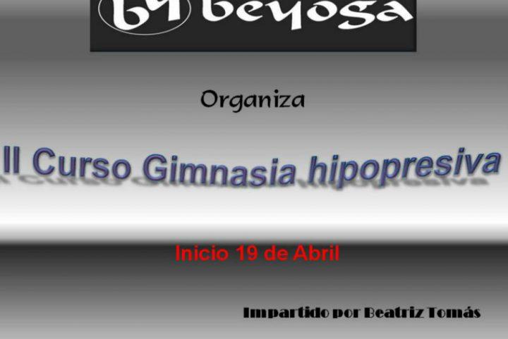 Curs gimnàstica hipopressiva. Inici 1 de Febrer 2017 (dimecres de 14:00 a 14:30H)