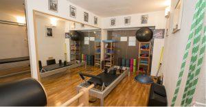 entrenament personal pilates barcelona