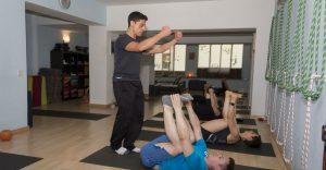 clases hatha yoga barcelona
