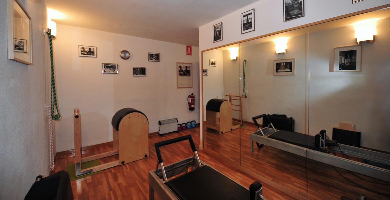 (Català) Sala de Pilates Studio