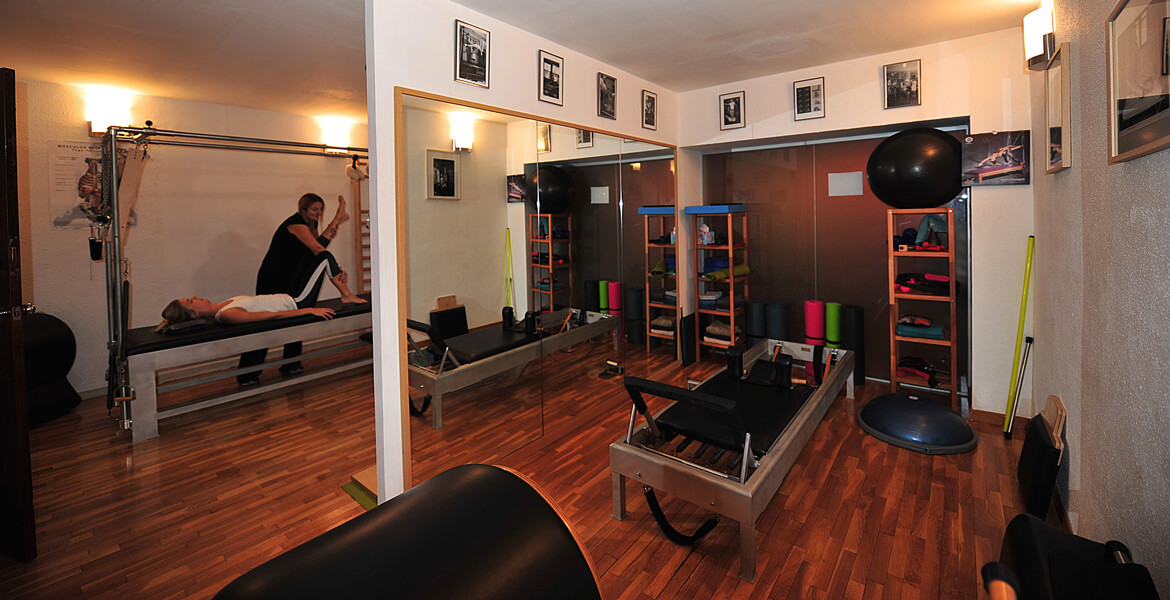 (Català) Sala de Pilates Studio