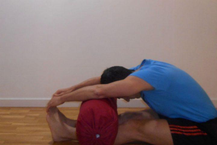 Hatha Ioga. Relaxació i regeneració de la ment i dels ulls.