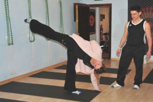 classes de hatha ioga