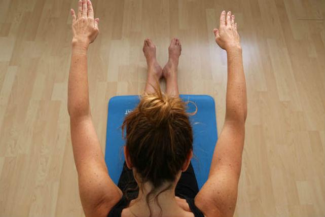 Pilates para el embarazo. Pre-parto y post-parto.