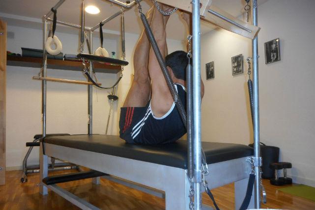 Pilates Estudio (con máquinas)