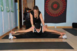 yoga entrenamiento personal clases particulares