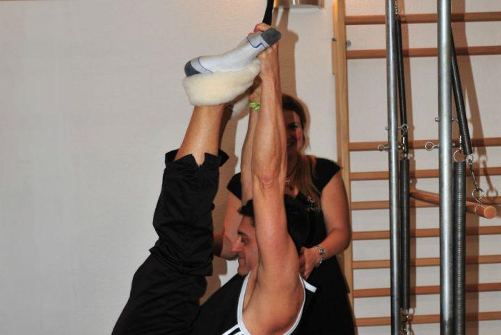 Entrenament amb el mètode Pilates Autèntic. Força, flexibilitat i control.