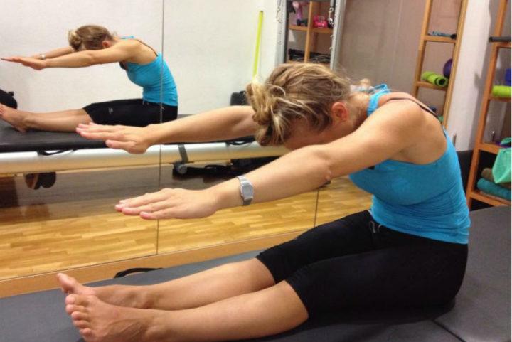 """El """"Core"""" com a centre a l'entrenament amb el mètode Pilates"""