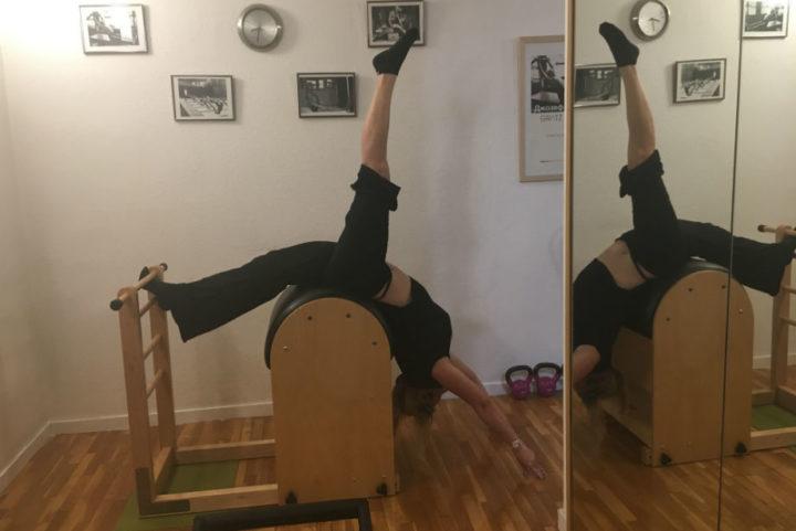 El mètode Pilates o Contrologia. Equilibri entre el cos i la ment.