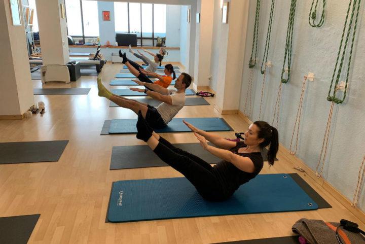 Centre de benestar de ioga, mindfulness i pilates