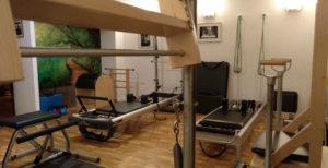 Pilates maquinas Pilates Estudio Barcelona