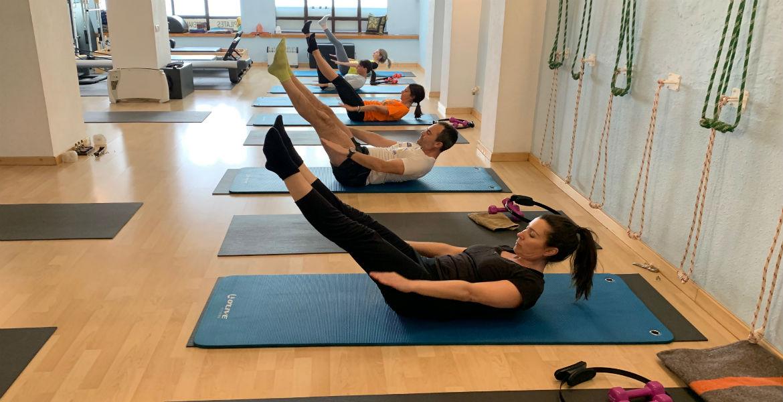 Estudio De Yoga Y Pilates En Barcelona Centro De Yoga