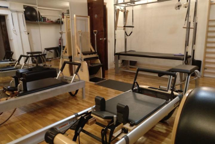 Classes de Pilates privades i en duo, classes de Mat Pilates en grups reduïts a Barcelona