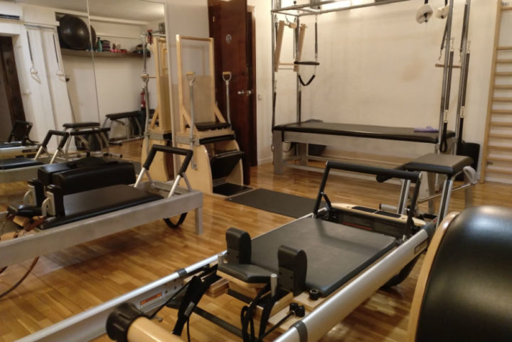 Clases de Pilates privadas y en dúo, clases de Mat Pilates en grupos reducidos en Barcelona