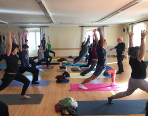 Hatha Yoga Correctivo Evolutivo