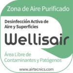 Certificado Wellisair