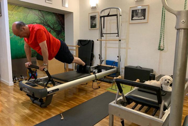 Pilates autèntic. Mat Pilates i Pilates amb màquines eixample Barcelona
