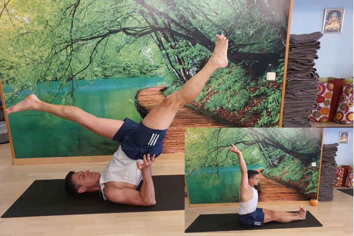 Qué es mejor Yoga o Pilates